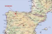 Somiedo - situación geográfica